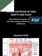 Skin Transplantation
