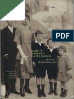 Tovar Rojas Patricia. Familia Genero Y Antropologia. Desafios Y Transformaciones.