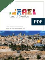 Israel  información de la actividad turística