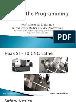 Cnc Lathe Programming | Numerical Control | Mechanical