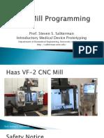 Cnc Mill Programming (1)