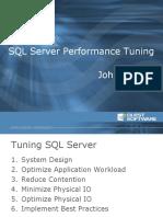 SQL Server Performance Tuning Theron