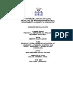 Diagnostico Para La Implementación de La Iso 14001