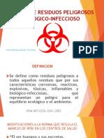 Manejo de Residuos Peligrosos Biologico-Infeccioso