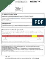 key investor information document