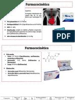 Farmacocinetica e Indicaciones