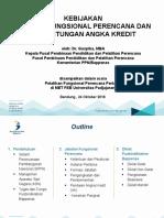 Paparan Kapus, Kebijakan JFP & AK _MET FEB UNPAD.pptx