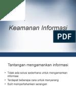 5. Keamanan Informasi 1