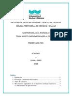 Ajustes Cardiovasculares Al Ejercicio (Monografía Terminada)