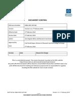 SOP2 Document Control