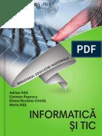 Informatica Si TIC- Clasa a 5 A