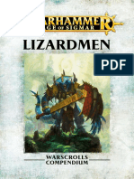 Warhammer Aos Lizardmen It