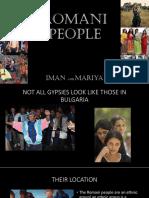 Romani presentation