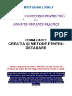 Prima Carte - Creatia Si Metode de Detasare