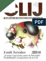 CLIJ. Existía Caperucita Roja Antes de Perrault