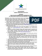 Pengumuman Hasil Seleksi Administrasi (2)