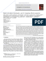 Digital Rock Physics Benchmarks—Part I- Imaging and Segmentation