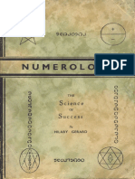 Numerology the Science of Success