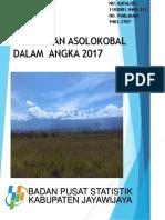 Kecamatan Asolokobal Dalam Angka 2017