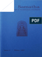 Samatha Journal  4 - Winter 1997