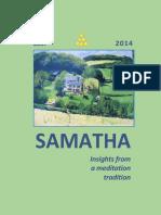 Samatha Journal 13 - 2557 - 2014