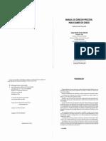 Manual de Derecho Procesal Para El Examen de Grado Correa Selamé