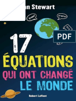 17 Equations Qui Ont Change Le - Ian Stewart