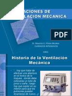 INDICACIONES DE VENTILACION MECANICA 2017.pptx