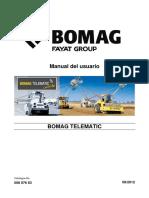 Bomag Telematic h12