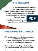 Ce Este Stresul