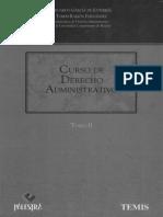 Curso D° administrativo Tomo II (Eduardo Garcia de Enterria)