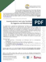 20140707 Inserat Ass FA Mikrobiologie