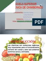 biologia vitaminas liposolubles