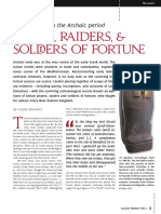 Pirates Raiders and Soldiers of Fortune