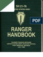 Military - US Army Ranger Handbook