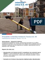 Asistencia Tecnica DS 49 PRES 9 ABRIL