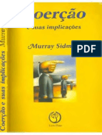 Coero e Suas Implicaes Murray Sldman