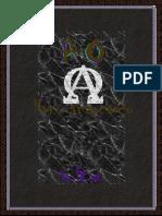 AO - Livro Anarcaico - Vultur - 2018