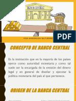 Bancos Centrales Exposicion