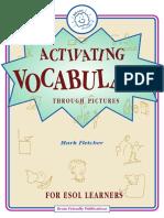 36845447 Activating Vocaulary Through Pictures