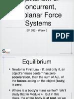Equilibrium 1