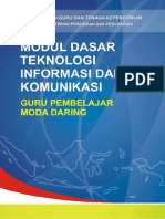 Modul Dasar TIK GP Daring