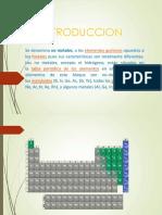 Minerales No Metalicos en El Peru
