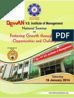 Brochure & Registration Form