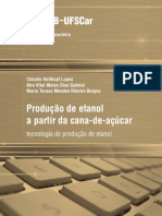 Etanol Cana de Acucar