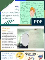 alex ratios presentation