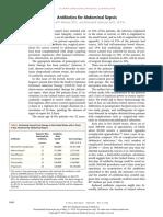 Antibioticos Pa Sepsis Abdominal