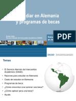 Estudiar en Alemania y Programas de Becas - DAAD (2)