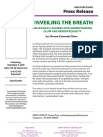 """Unveiling the Breath"" Press Release"