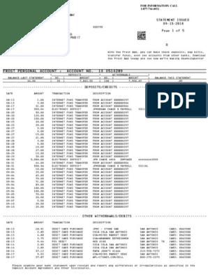 September 13 2018 Statement Pdf Cheque Deposit Account Видеокарта gigabyte aorus geforce rtx 3070 master 8g (rev. scribd